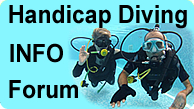 Handicap Diving Info Forum